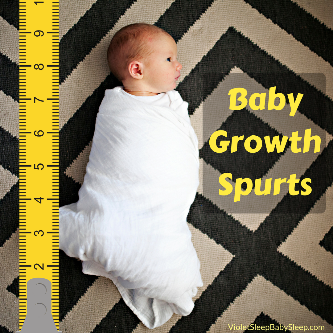 baby grow spurts