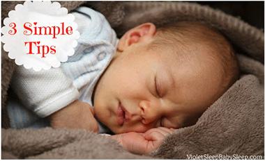 Time Change: Baby Sleep Tips