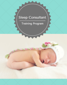 sleep consultant certification, sleep consultant training program
