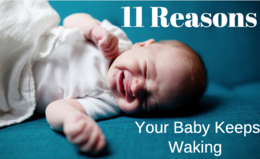 Most Common Reasons Babies Wake Up at Night