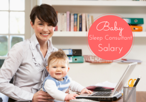 sleep consultant salary