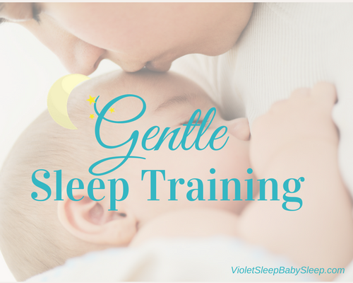 gentle sleep training