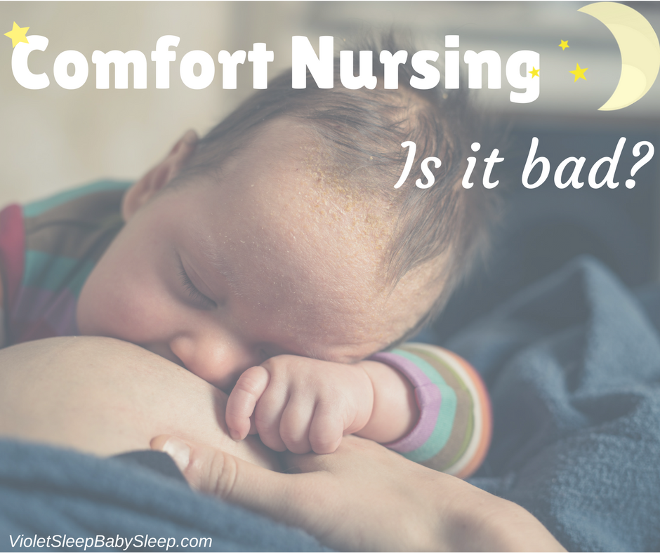 how to stop comfort nursing