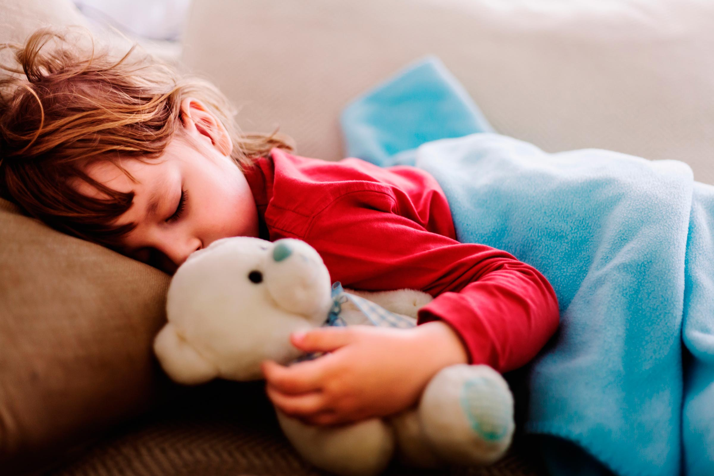 How to get your toddler to sleep better