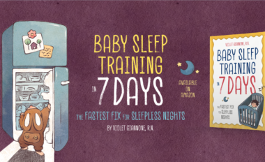 Baby Sleep Training in 7 Days!