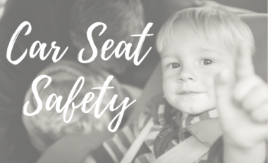 Baby Car Seat Placement