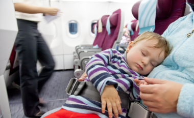 Baby Sleep Travel Tips