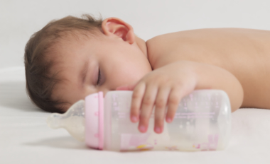 Baby Sleep Associations